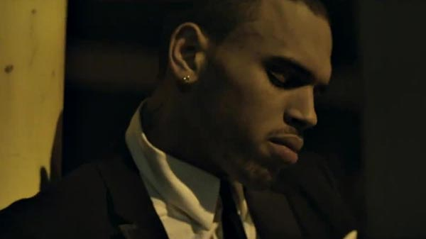 chris brown turn up the music - photo #23