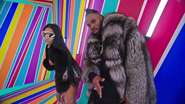 Jason Derulo f/ Ty Dolla Sign & Nicki Minaj -