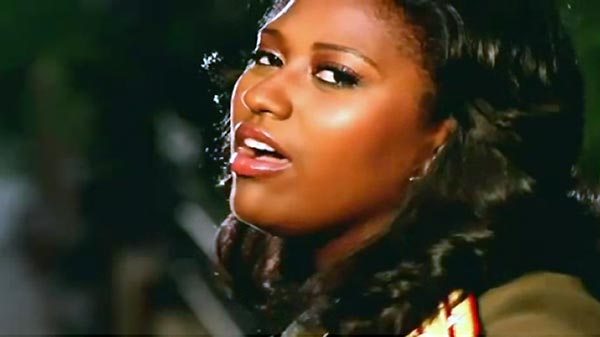 Jazmine Sullivan - Holding You Down [Going In Circles]