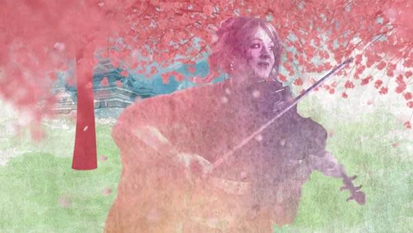 SonicAmp com|Videos|Lindsey Stirling::Senbonzakura