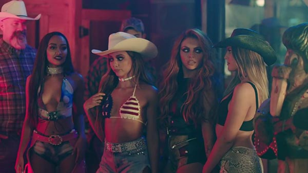 Little Mix f/ Machine Gun Kelly -