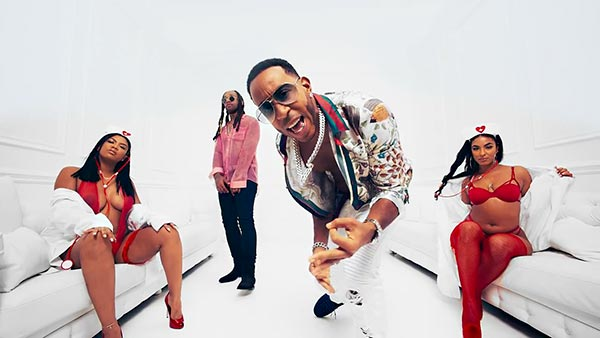 Ludacris f/ Ty Dolla Sign -