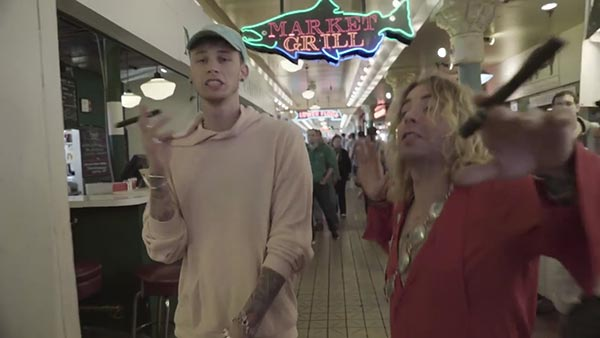 Machine Gun Kelly & Mod Sun -