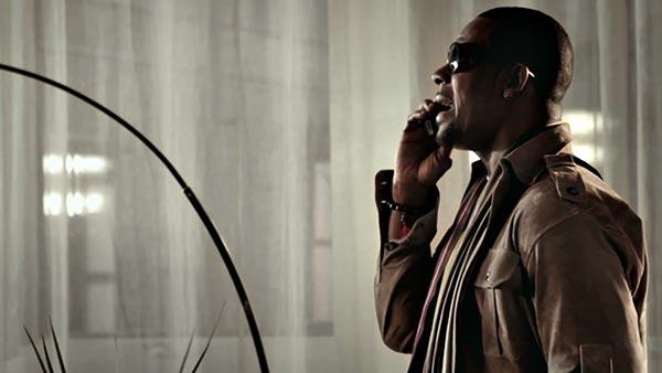 R Kelly Love Letter Radio Message Lyrics